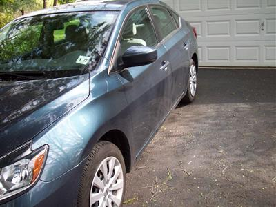 2017 Nissan Sentra lease in Blackwood,NJ - Swapalease.com