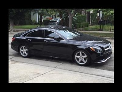 2015 Mercedes-Benz CLS-Class lease in Studio City,CA - Swapalease.com