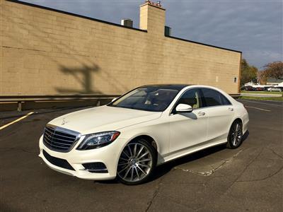 2015 Mercedes-Benz S-Class lease in DEARBORN HTS,MI - Swapalease.com