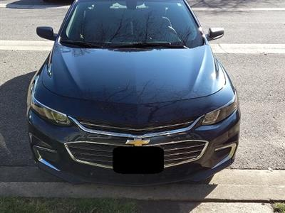 2017 Chevrolet Malibu lease in Owings Mills,MD - Swapalease.com