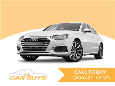 2021 Audi A4 lease in Staten Island,NY - Swapalease.com