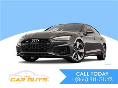 2021 Audi A5 Sportback lease in Staten Island,NY - Swapalease.com