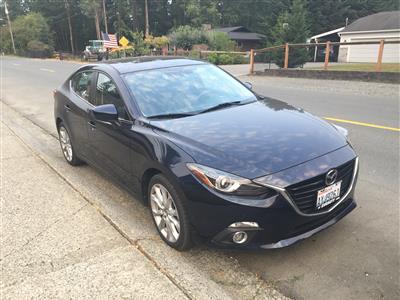 2016 Mazda MAZDA3 lease in Granite Falls,WA - Swapalease.com