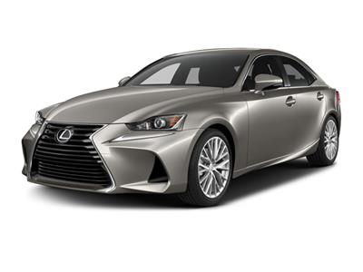 2017 Lexus IS 200t lease in HOOVER,AL - Swapalease.com