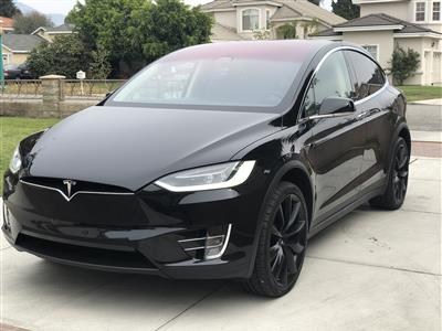 2016 Tesla Model X lease in Temple City,CA - Swapalease.com