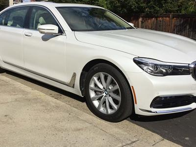 2018 BMW 7 Series lease in Dublin,CA - Swapalease.com