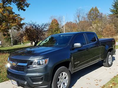 2017 Chevrolet Colorado lease in Amelia,OH - Swapalease.com