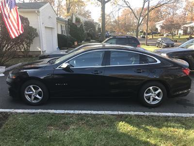 2016 Chevrolet Malibu lease in Scotch Plains,NJ - Swapalease.com