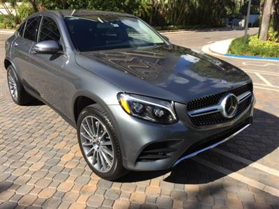 2017 Mercedes-Benz GLC-Class Coupe lease in Boca Raton,FL - Swapalease.com