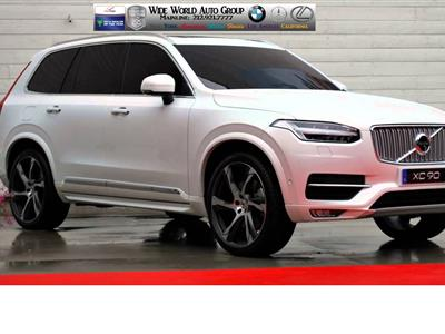2018 Volvo XC90 lease in New York,NY - Swapalease.com