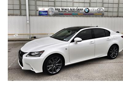 2018 Lexus Gs 350 Lease In New York Ny Swapalease Com