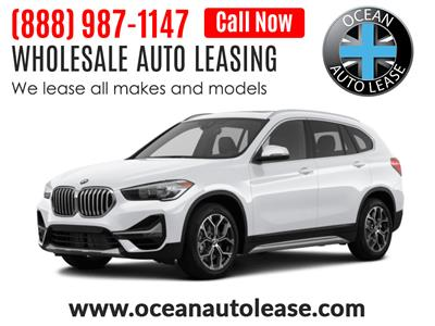 2021 BMW X1 lease in New York,NY - Swapalease.com
