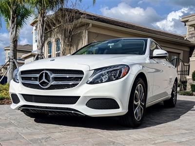2017 Mercedes-Benz C-Class lease in Westley Chapel,FL - Swapalease.com