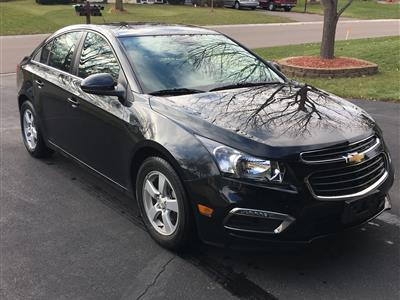 2016 Chevrolet Cruze lease in Farmington,MN - Swapalease.com