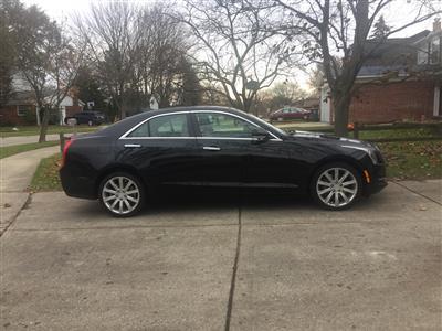 2017 Cadillac ATS lease in Canton,MI - Swapalease.com