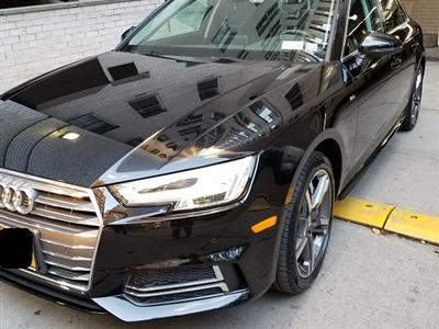 2017 Audi A4 lease in New York,NY - Swapalease.com