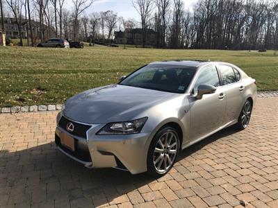 2015 Lexus GS 350 F Sport lease in Warren,NJ - Swapalease.com