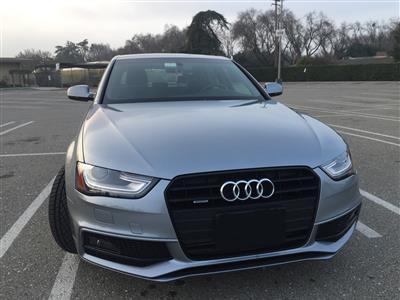 2016 Audi A4 lease in Modesto,CA - Swapalease.com