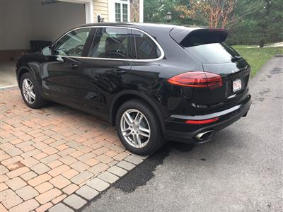 2016 Porsche Cayenne lease in andover,MA - Swapalease.com