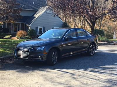2017 Audi A4 lease in Newark,DE - Swapalease.com