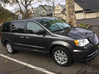 2016 Chrysler Town and Country lease in Union,NJ - Swapalease.com