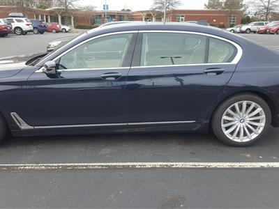 2016 BMW 7 Series lease in Suffolk,VA - Swapalease.com
