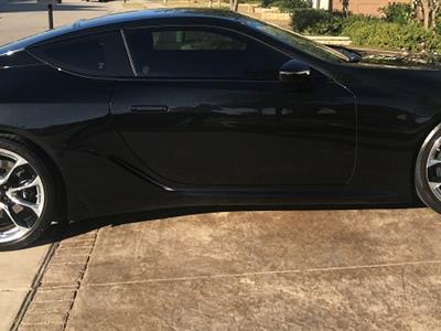 2018 Lexus LC lease in Irving,TX - Swapalease.com
