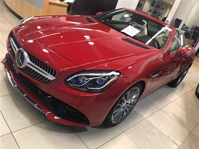 2017 Mercedes-Benz SLC Roadster lease in collierville,TN - Swapalease.com