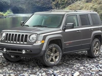2016 Jeep Patriot lease in Nashville,TN - Swapalease.com