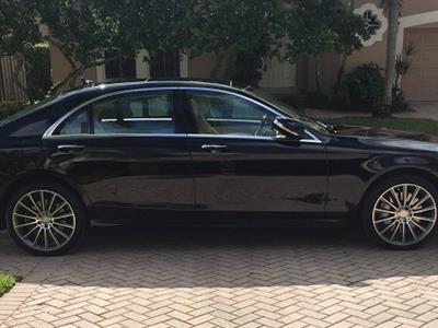 2016 Mercedes-Benz S-Class lease in Boca Raton,FL - Swapalease.com
