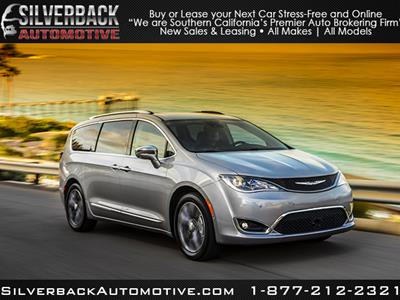 2018 Chrysler Pacifica lease in Burbank,CA - Swapalease.com