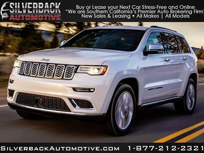 2019 Jeep Grand Cherokee lease in Burbank,CA - Swapalease.com