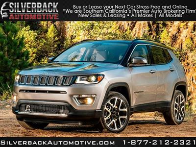 2018 Jeep Compass lease in Burbank,CA - Swapalease.com