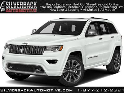 2018 Jeep Grand Cherokee lease in Burbank,CA - Swapalease.com