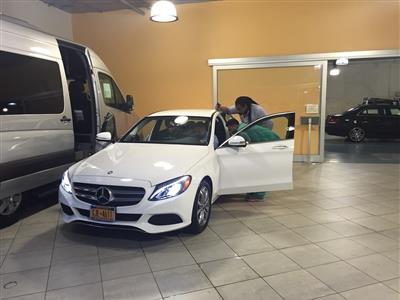 2015 Mercedes-Benz C-Class lease in Long Island City,NY - Swapalease.com