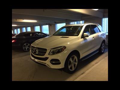 2017 Mercedes-Benz GLE-Class lease in Aventura,FL - Swapalease.com