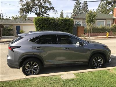 2016 Lexus NX 200t lease in Culver City,CA - Swapalease.com
