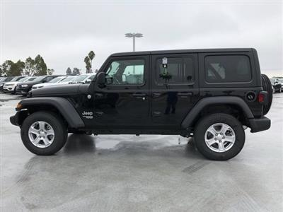 2021 Jeep Wrangler Unlimited lease in Burbank,CA - Swapalease.com