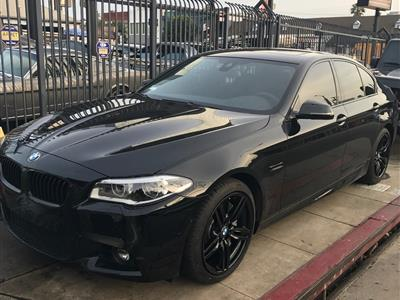2016 BMW 5 Series lease in Playa Vista,CA - Swapalease.com