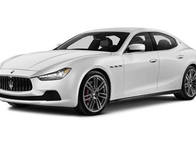 2016 Maserati Ghibli lease in Fairfax  ,VA - Swapalease.com