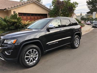 2015 Jeep Grand Cherokee lease in Beverly Hills,CA - Swapalease.com