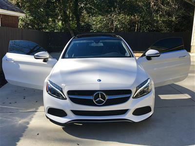 2017 Mercedes-Benz C-Class lease in Greenville,SC - Swapalease.com