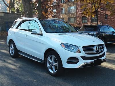2017 Mercedes-Benz GLE-Class lease in New York,NY - Swapalease.com