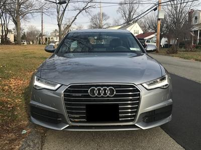 2017 Audi A6 lease in Yonkers,NY - Swapalease.com