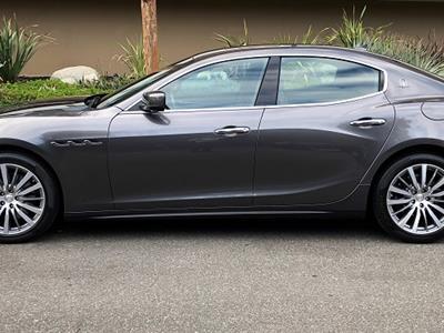 2016 Maserati Ghibli lease in Beverly Hills,CA - Swapalease.com