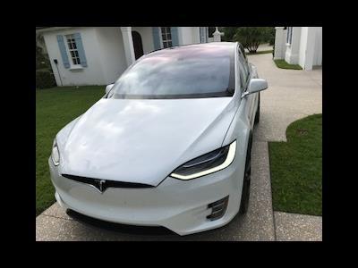 2016 Tesla Model X lease in Vero Beach,FL - Swapalease.com