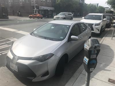 2017 Toyota Corolla lease in San Francisco,CA - Swapalease.com