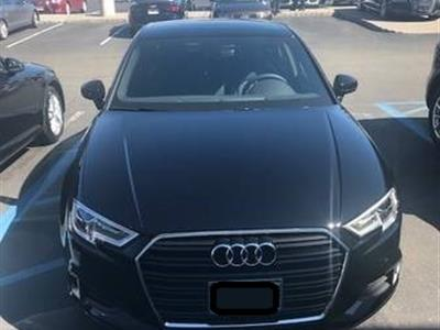 2017 Audi A3 lease in New York,NY - Swapalease.com
