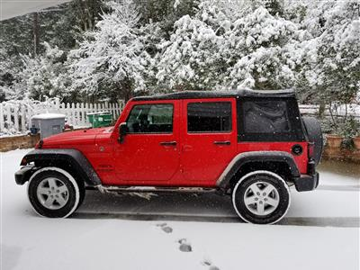 2016 Jeep Wrangler Unlimited lease in Charlotte,NC - Swapalease.com