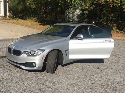 2015 BMW 4 Series lease in Atlanta,GA - Swapalease.com